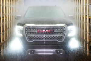 GMC Adds A Dose Of Supercar To The Sierra