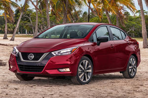 2020 Nissan Versa Arrives With Fresh New Design