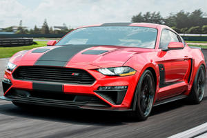 Roush Performance Reveals 710-HP Ford Mustang