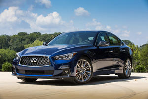 Infiniti Q50 Signature Edition Celebrates 30 Years Of Luxury