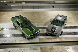 Dodge Challenger And Charger Stars & Stripes Editions Salute The US Military