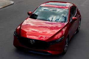 Mazda Wants Hot Mazda3 To Rival Golf GTI