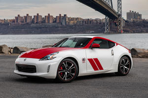 Special Edition 370Z Celebrates 50 Years Of The Z Car