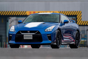 2020 Nissan GT-R 50th Anniversary And New GT-R Nismo Arrive In NYC