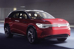 Volkswagen ID. Roomz SUV Concept Arrives To Shock Your Expectations