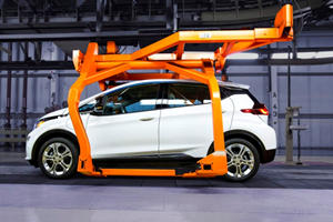 Chevrolet's First Electric SUV Needs A Better Name