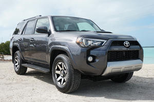 2019 Toyota 4Runner Test Drive Review: Long Live Old School