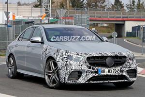 Mercedes-AMG E63 Sedan News | CarBuzz