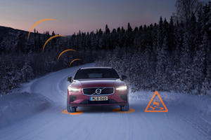 Volvo's New Cars Will Talk To Each Other To Keep You Safe