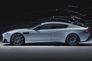 Say Hello To Aston Martin's First Production EV
