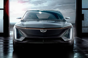 Cadillac Admits The Obvious Problem With EV Names