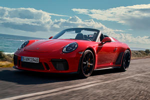 Porsche 911 Speedster Returns With 500 HP GT3 Engine