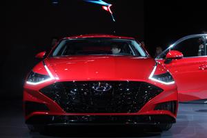 Stunning 2020 Hyundai Sonata Makes Competitors Look Bland
