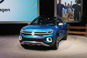 VW Tarok Concept Looks Awesome, Please Build This Truck