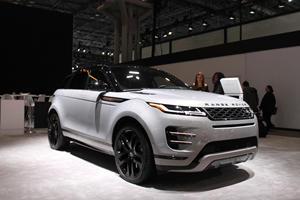 2020 Range Rover Evoque Arrives With Lots Of Hidden Secrets