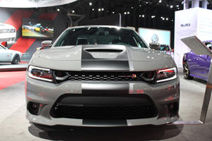 Dodge Charger And Challenger Stars & Stripes Edition Honors America's Best
