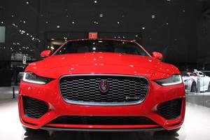 2020 Jaguar XE Has An Amazing New Interior