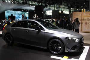 2020 Mercedes A35 AMG Sparkles In The Metal
