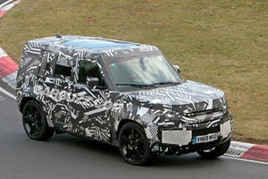 This Is When The New Land Rover Defender Will Debut