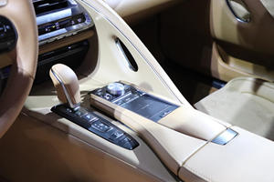 Lexus Set To Bring Back Touchscreens