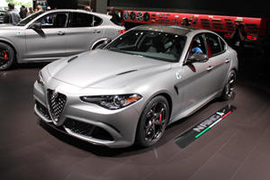 Don't Be Surprised If Alfa Romeo's Next Model Is FWD