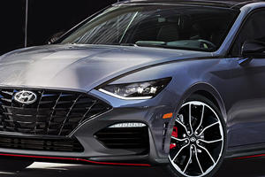Should The Hyundai Sonata N Look Like This?