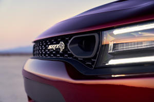 Dodge Failed To Hide This Badass Charger Hellcat