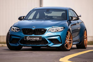BMW M2 Competition Transformed Into 680-HP Supercar