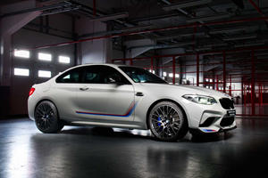 Limited Edition BMW M2 Competition Heritage Edition Is Ultra-Retro