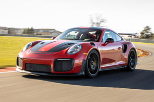 The Porsche 911 GT2 RS Can't Stop Setting Lap Records