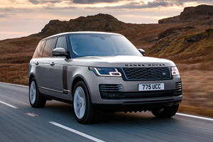 Say Goodbye To The Range Rover's Iconic Supercharged V6