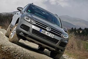 Off-Road Icons: Volkswagen Touareg