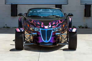 Plymouth Prowler Customized by Titan Motorsports