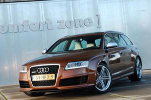 Least Boring Family Cars: Audi RS6 Avant