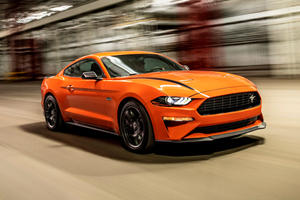 More Powerful Ford Mustang SVO EcoBoost Could Still Be Coming