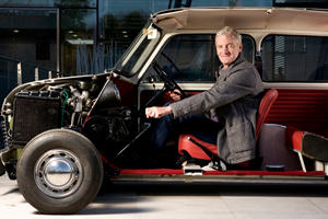 Dyson's First Electric Car Will Be A Tesla Model X Fighter