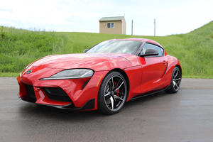 2020 Toyota GR Supra First Drive Review: Coming For Cayman Blood
