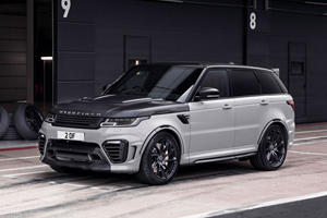 This Is The Most Savage Range Rover Sport SVR Yet