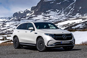2020 Mercedes-Benz EQC First Drive Review: Bright Spark