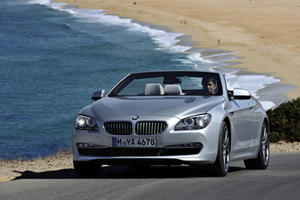 First Look: 2012 BMW 650i Convertible