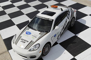 Porsche Panamera ALMS Safety Car