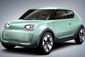 Seoul 2011: Kia Naimo EV Concept Debut