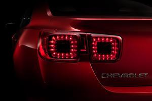 Video: Teased 2012 Chevrolet Malibu Heading for Shanghai