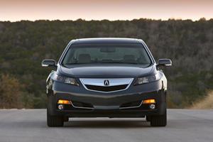 First Look: 2012 Acura TL
