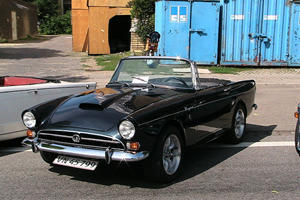 Iconic Roadsters: Sunbeam Tiger