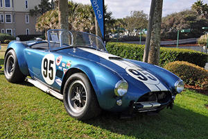 Shelby's Legacy: The Cobra
