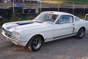 Shelby's Legacy: Shelby Mustangs