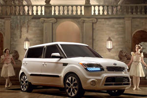 Kia's Hamsters Are Back with Soul
