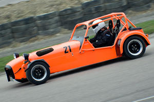 Track Day Icons: Caterham 7