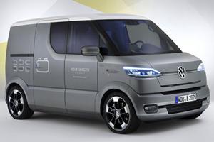 Volkswagen Reveals eT! Research Van